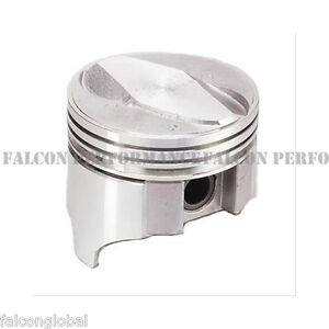 Sealed Power federal Mogul Chevy 402 Cast 125 Dome Piston moly Ring Kit Std