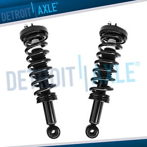 2004 2005 2006 2007 2008 Ford F 150 2wd Complete Front Struts Coil Spring Pair