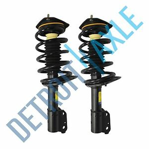 2000 2011 Chevy Impala New Front Complete Quick Strut Spring Assembly Pair
