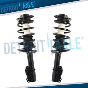 Chevy Malibu Pontiac G6 Saturn Aura 2 Front Quick Install Struts W Coil Spring