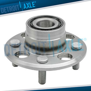 New Rear Complete Wheel Hub Bearing Assembly For Civic Del Sol Crx El Wagovan