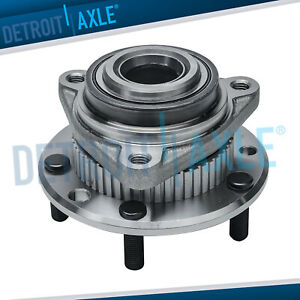 Chevy Gmc Jimmy S10 Blazer Sonoma Front Wheel Hub And Bearing Assembly 4wd