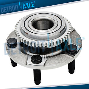 1994 2002 2003 2004 Ford Mustang Front Wheel Bearing Hub Assembly For W Abs