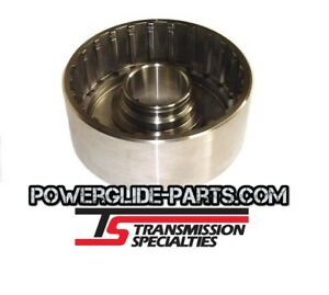 Tsi Powerglide Transmission 10 Clutch Direct Drum Only High Gear Made By Sonnax