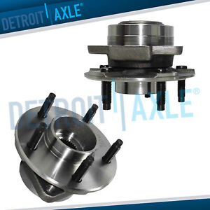 2 Front Wheel Bearing Hub 2002 2003 2004 2005 2006 2007 Saturn Vue Non Abs