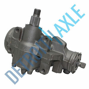 Complete Power Steering Gear Box Assembly For Chevrolet Gmc G series