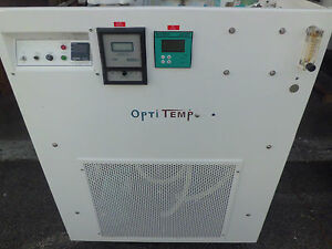 Opti Temp Heat Exchange Circulator Model No Oti 20wls Water Bath Chiller