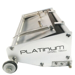 Platinum Drywall Tools 10 Drywall Flat Finishing Box New