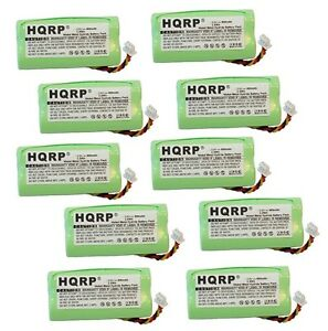 10 pack Battery For Motorola Symbol Ls4278 Ls 4278 Ls4278 m Barcode Scanner