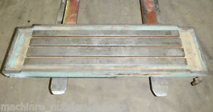 38 X 10 25 Steel Welding T slotted Table Cast Iron Layout Plate T slot Hk2006