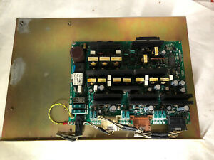 Used Fanuc A16b 1100 0070 04a Edm Elox Power Supply Circuit Board Di