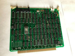 Used Japax Cg308 Pt3194 A A50 Edm Pc Board Di