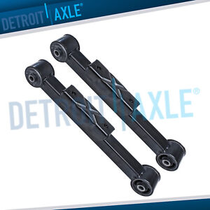 For 2002 2007 Jeep Liberty Pair Rear Lower Control Arm Assembly Set