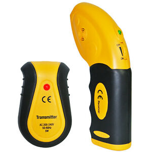 Automatic Circuit Breaker Finder Fuse Detector Transmitter Receiver 110v Tool