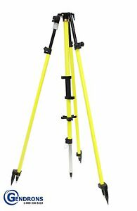 Gps Tripod For Surveying rtk Base topcon trimble leica sokkia
