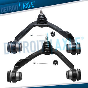 2 Front Upper Control Arm Ball Joint Ford F 150 Expedition Lincoln Navigator 4x4