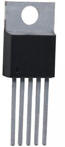 5 Lm2575hvt 12 Fixed Voltage Regulator 12v 1a