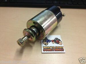 New Starter Solenoid For Shibaura Sd3000a Tractor With Hitachi Starter