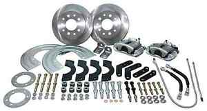 1962 74 Mopar Plymouth Chrysler Dodge 8 75 Rear Disc Brake Conversion