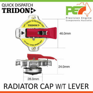 Tridon Radiator Cap W Lever For Ford Courier Turbo Diesel Pg Ph