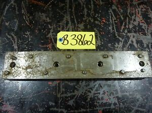Work Holding Mounting Plates Multi Threaded 16 X 3 X 1 1 2