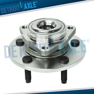 For 2002 2003 2004 2005 2008 Dodge Ram 1500 Front Wheel Bearing Hub Non Abs