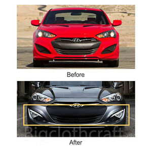 New Oem Fog Light Lamp With Drl Cover Lh Rh For Hyundai Genesis Coupe 2013