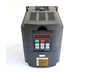 Cnc Variable Frequency Drive Inverter Vfd 2200w Usa 110v