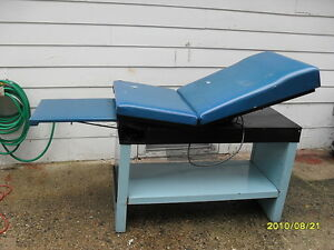 Clinic Examining Hospital Medical Table Bed