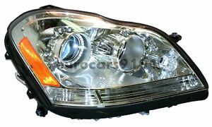 Mercedes benz Gl450 Hella Front Right Headlight Assembly 263400361 1648203661