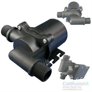 22l m 348ghp Dc12v High Temperature 80c Brushless Water Pump