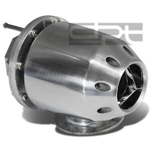 Universal 2 5 Turbo super Charger Sqv Silver Blow Off Valve Pull Type Bov Kit