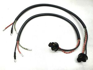 55 56 1955 1956 Ford Car Headlight Wiring Pigtales Fairlane New
