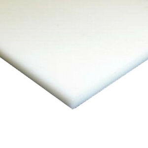 White Acrylic Sheet 7328 015 2 24 X 48 X 3mm Thick lot Of 4 nominal