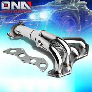 Stainless Steel 4 1 Header For 05 10 Scion Tc 2 4l L4 4cyl Dohc Exhaust manifold