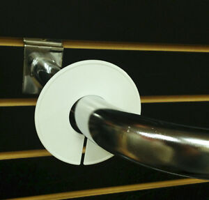 80 Blank Round Size Discount Sizing Dividers For Retail Clothing Racks