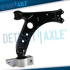 New Front Driver Lower Control Arm W Bushings For Audi A3 Volkswagen Eos Gti