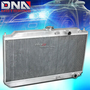 Integra Da Dual Core Full Aluminum Racing Cooling Radiator Performance Manual Mt