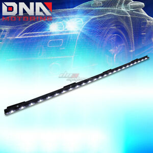 60 90 Led Red Brake turn signal white Reverse Tailgate Light Bar Strip Truck Suv