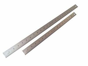 Igaging Machinist Ruler Rule 18 And 24 4r 1 8 1 16 1 32 1 64 Stainless