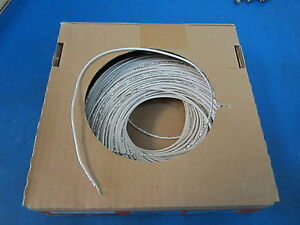 22 Awg Awm Style White Tin Coated Stranded Wire 100m 328 Lapp Kabel Gmbh German