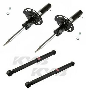 Kyb 4 Struts Shocks Ford Focus Wagon 06 To 08