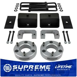 Fits 07 20 Chevy Gmc Silverado Sierra 1500 3 5 3 Full Lift Kit 2wd 4wd 6 Lug