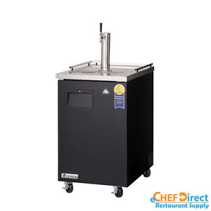 Everest Ebd1 24 Single Door Direct Draw Keg Refrigerator
