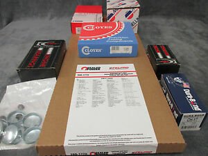 Amc Jeep 258 1986 90 Engine Kit Bearings Gaskets Rings Se Habla Espanol