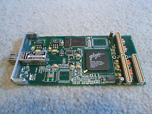 Vmic Vmipmc 5666 Pmc 2gbit s Fddi Channel Host Bus Adapter used