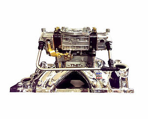 Venturiless Premier Series Holley Hp Super Victor Combo For Engines Up To 450 Ci