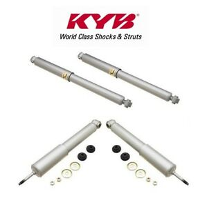 For Ford Bronco Ii Ranger Mazda B Series Front And Rear Shock Absorbers Kit Kyb