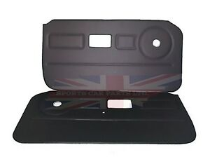 New Pair Of Door Panels For Mgb 1977 80 Made In Uk