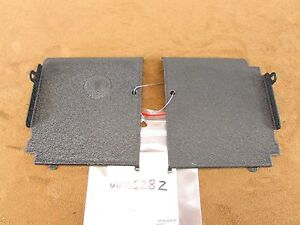 1942 Underwood Champion 6 S Typewriter Rear Cover Plates Uw0528z